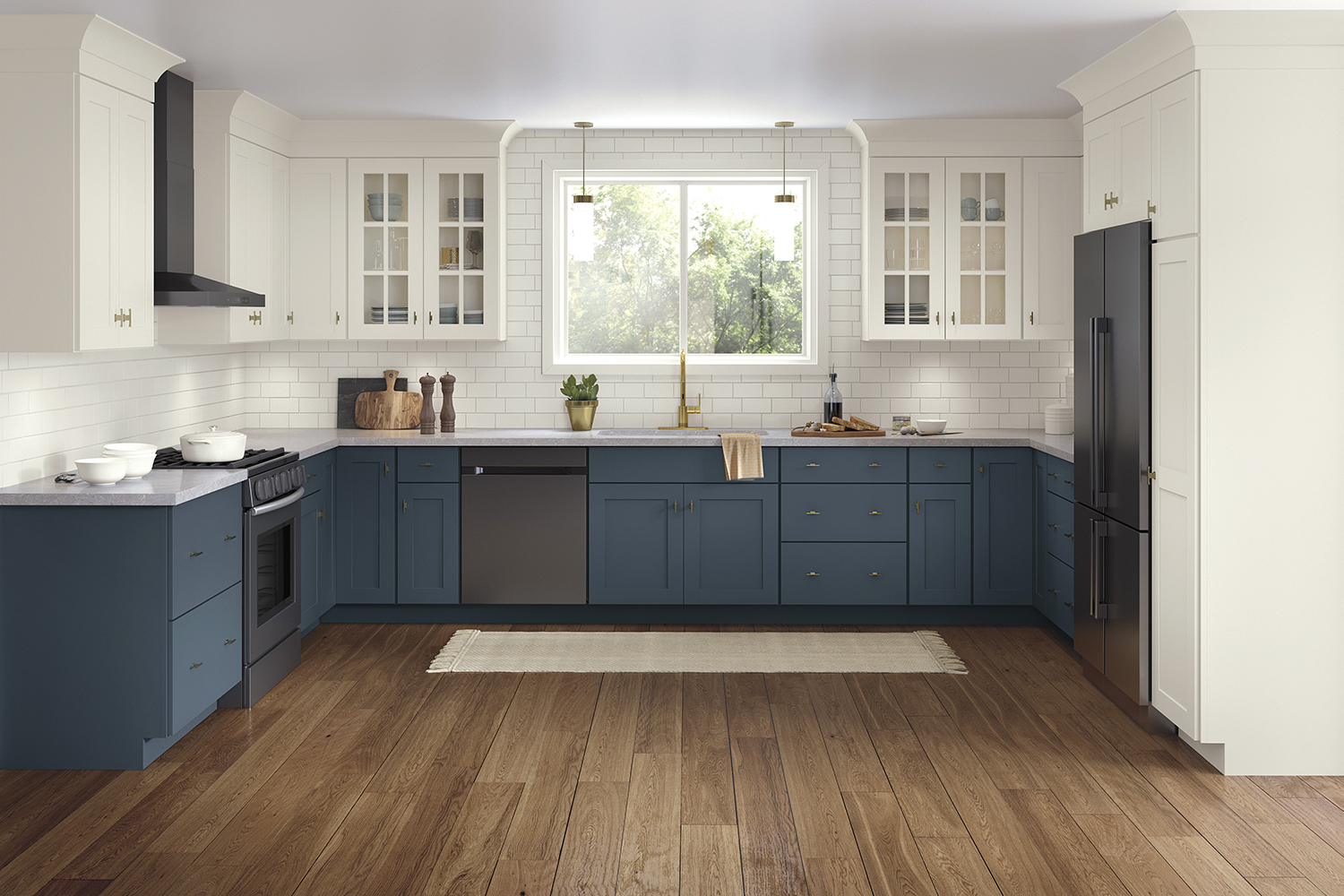 Color Trends for 2020 to Make Kitchens, Bathrooms Pop ...