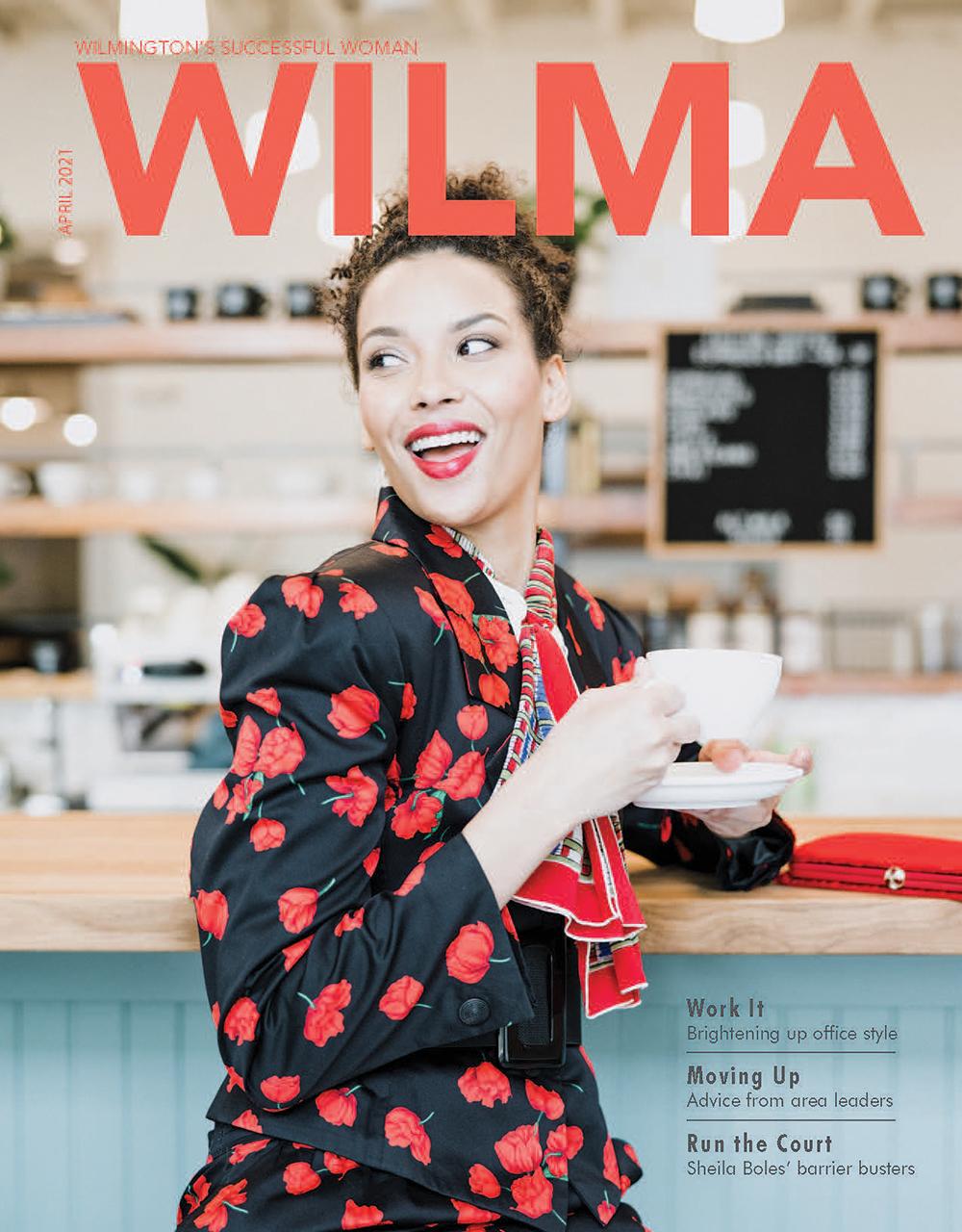 Wilma April 2021 Cover
